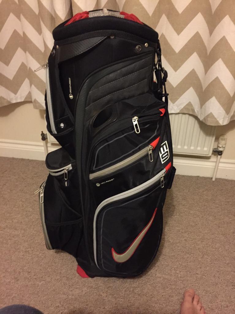 Nike M9 Golf Trolley Bag