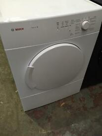 **CHRISTMAS SALE** New Graded Bosch WTA74100GB Vented 7kg Tumble Dryer - White