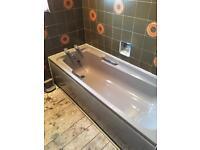 Full retro Bathroom suite