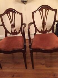 Caver chairs