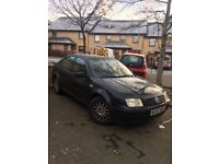 Volkswagen bora 1.9TDI ST 170bhp *86000 low miles* must go cheap!!