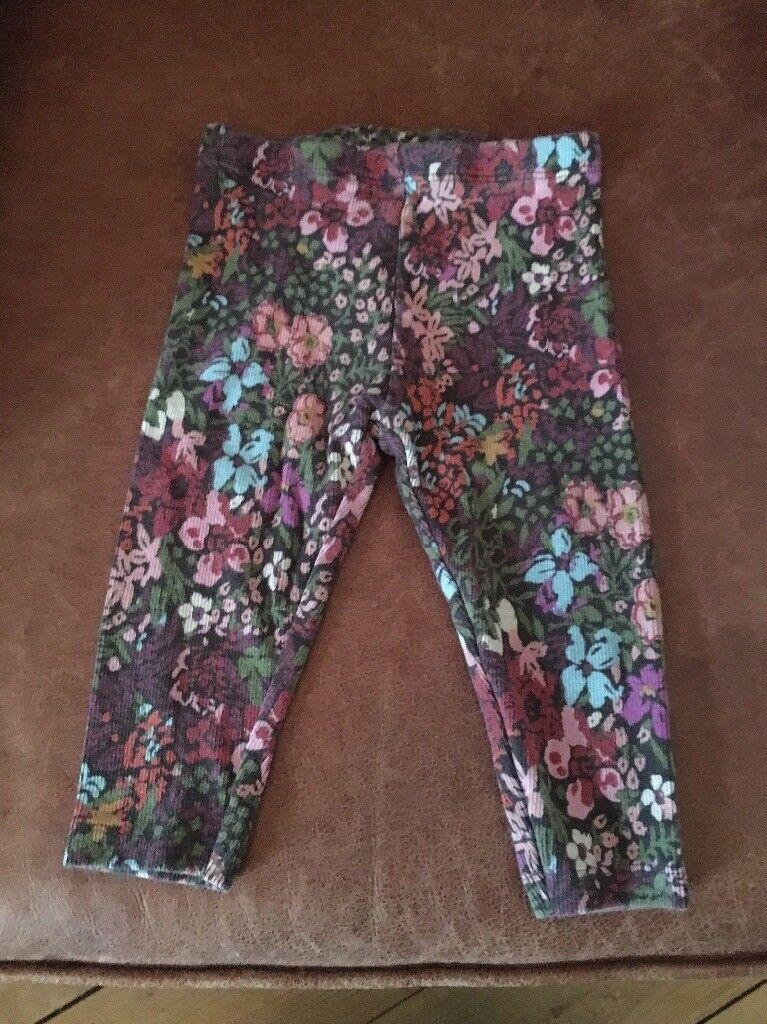 Next floral leggings