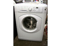 HOTPOINT WASHING MACHINE 7KG 1400 SPIN.FREE DELI VERY B,MOUTH AND LYMINGTON AREAS