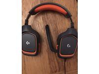 Logitech G231 Gaming Headset [BARGAIN]