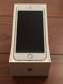 Apple iPhone 6s Plus - 64GB - Gold - 02 / Giffgaff - Excellent Condition
