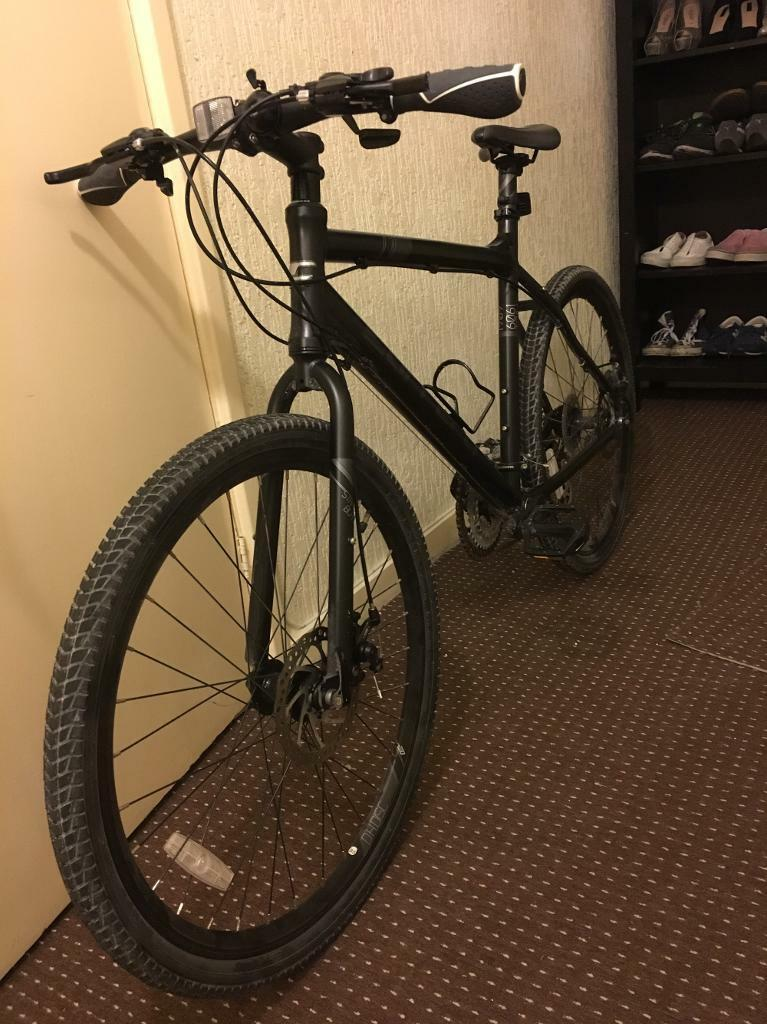 Carrera Mountain Bike (Hybrid)