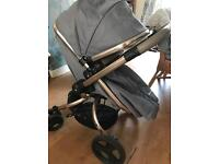Mothercare orb grey