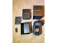 Men's Armani Watch, great condition
