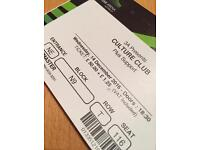 Culture Club Tickets - SSE Arena Wembley 14th December