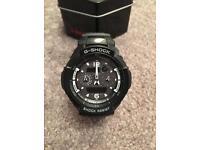 Genuine all black G Shock watch