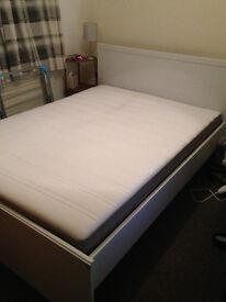 Ikea Brusali Double Bed