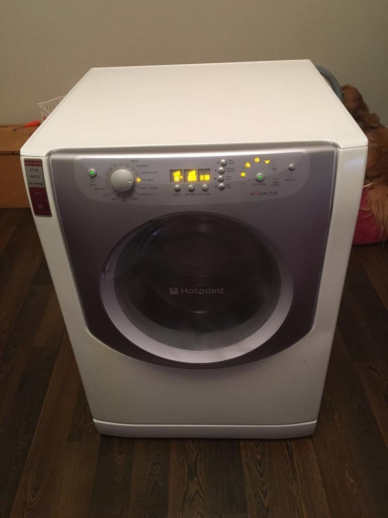 Hotpoint Super Silent - Digital Display - 7.5kg Family Washing Machine - Delivery Option!
