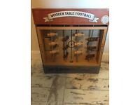 M & S table football - brand new