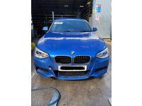 BMW 1 Series 120d M Sport N47D20C Engine GS6-45DZ Gearbox- BREAKING FOR PARTS