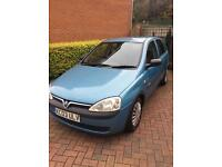 Vauxhall Corsa 1.7 diesel - great first car!!