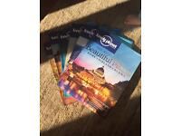 Lonely Planet Traveller magazines