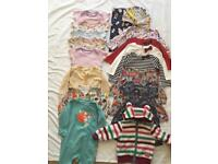Girls clothes bundle 12-18 months
