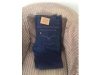 1 Pair of Brand New Levi 417 Jeans