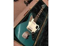 Haar - 'Trad Jag' Jaguar - hand made boutique made guitar made in Holland