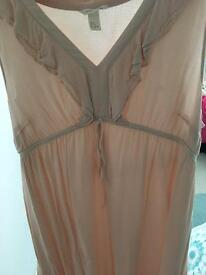 H and M Maternity dress XL