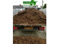 Screened Topsoil Bark Mulch Compost Sand Ballast Gravel Aggregates