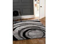 Droplet Rugs from Flair Rugs, 3 sizes and 2 colours, Attractive design, Collection NR6 6GB