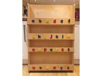 Tidy Books - Childrens Bookcase - Good Used Condition
