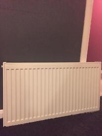 White single radiator 900x500