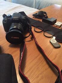 Canon 550D DSLR Digital Camera, Extras