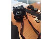 Canon D550 DSLR Digital Camera, Extras