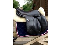 Voltaire Jumping Saddle - Size 17' - Calf leather - 2017
