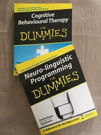 Two Psychotherapy Books