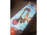 Spiderman Scooter BRAND NEW