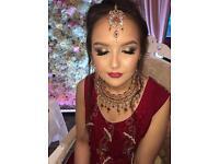 Certified Asian bridal hair and makeup artist