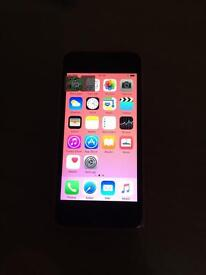 Apple iPhone 5C 16GB EE, Pink colour, grade A* condition like new phone.