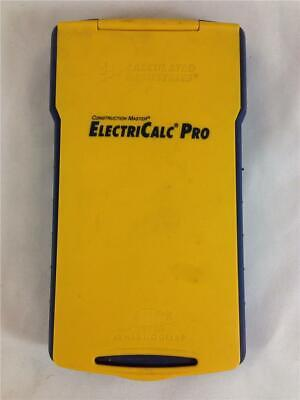Calculated Industries ElectriCalc Pro 5065 Construction Master