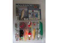 FISHING ACCESSORY SET (Brand new)
