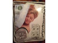 Dreamcatcher heated fitted mattress!