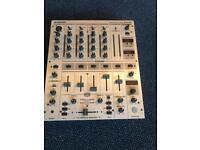 Behringer DJX700 4 channel mixer