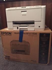 Epson WorkForce Pro WF-5110DW Wireless Colour Printer