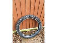 motocross tyre