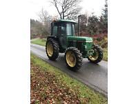 John Deere 2040s tractor