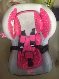 Miss Minnie Cosmo SP Car Seat Group 0-1 for Sale