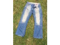 """£15 Duck and Cover jeans size: 32""""W - 32""""L"""