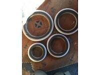 Remo muffle rings