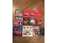 Disney cars books