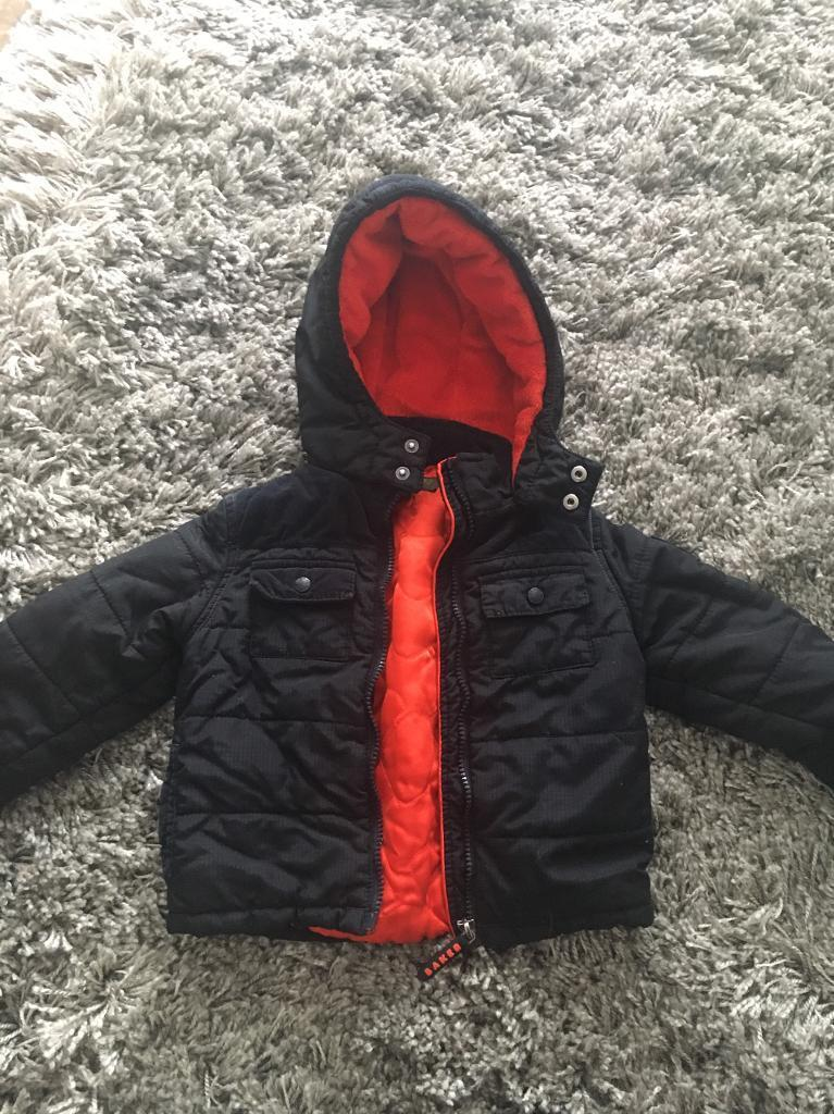Bundle of boys clothes and coats Age 2-3