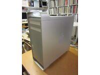 Mac pro 1.1 quad core 2.66ghz , 4gb ram, 570gb hdd, logic pro 9, office, photoshop