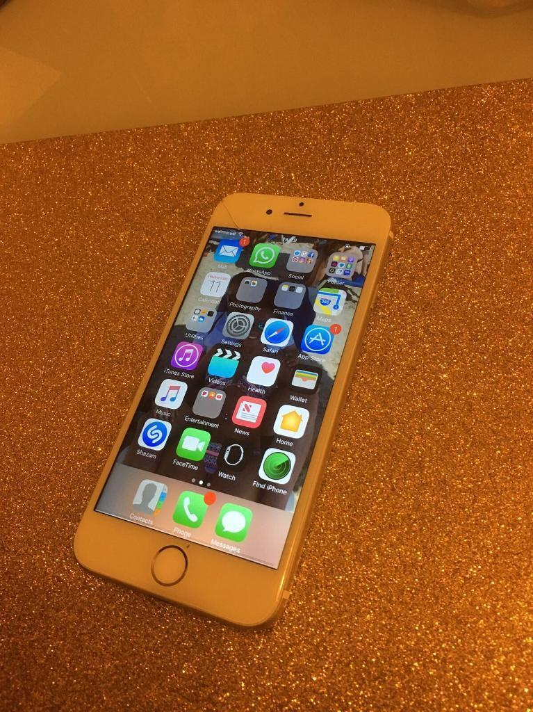 iPhone 6- 16gb gold - Quick Sale Required!