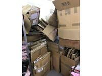 Free cardboard boxes - moving home / house?